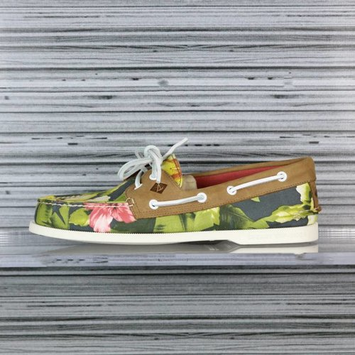 SPERRY A/O 2-EYE FLORAL STS12959