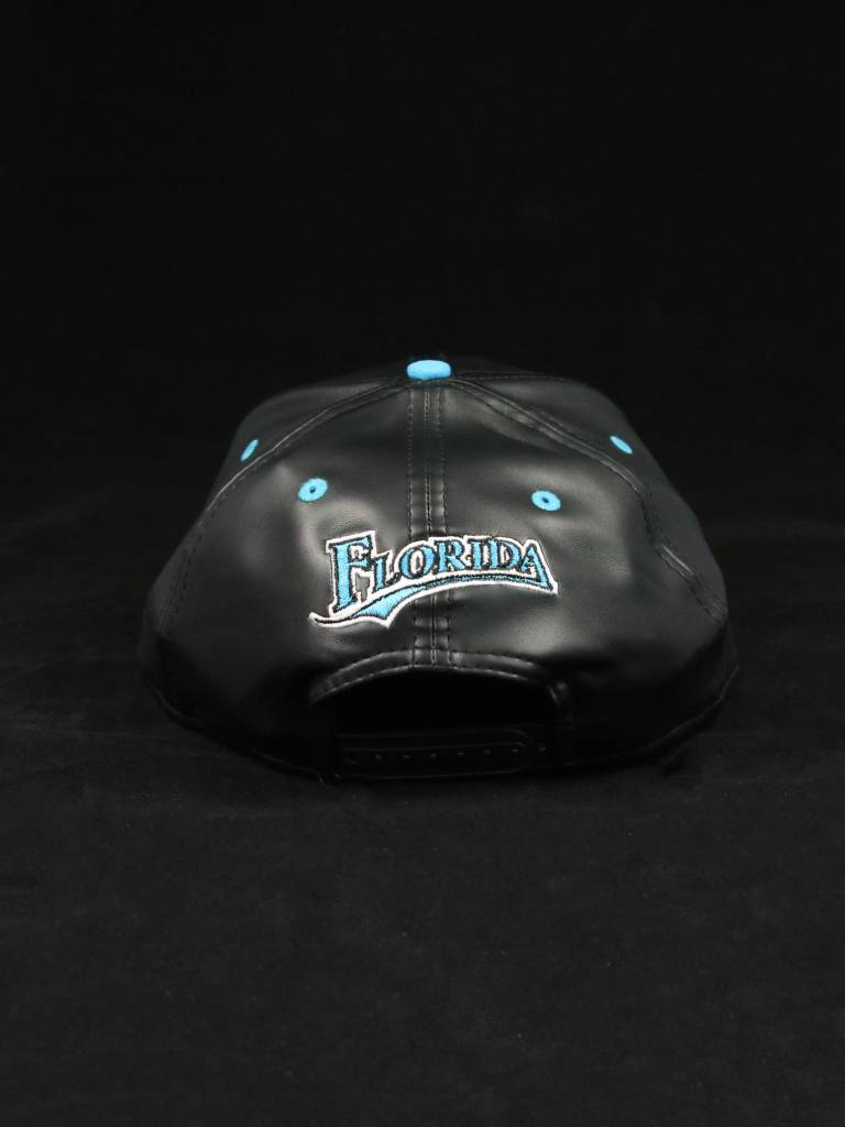 NEW ERA FLOMARCO BLK LEATHER