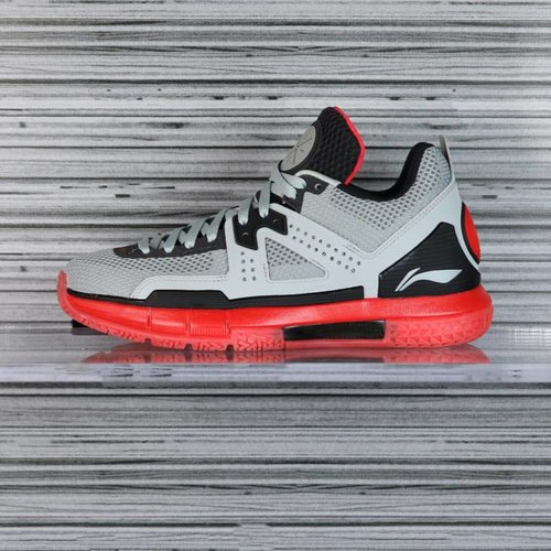 WAY OF WADE WOW5 GREY & LAVA RED