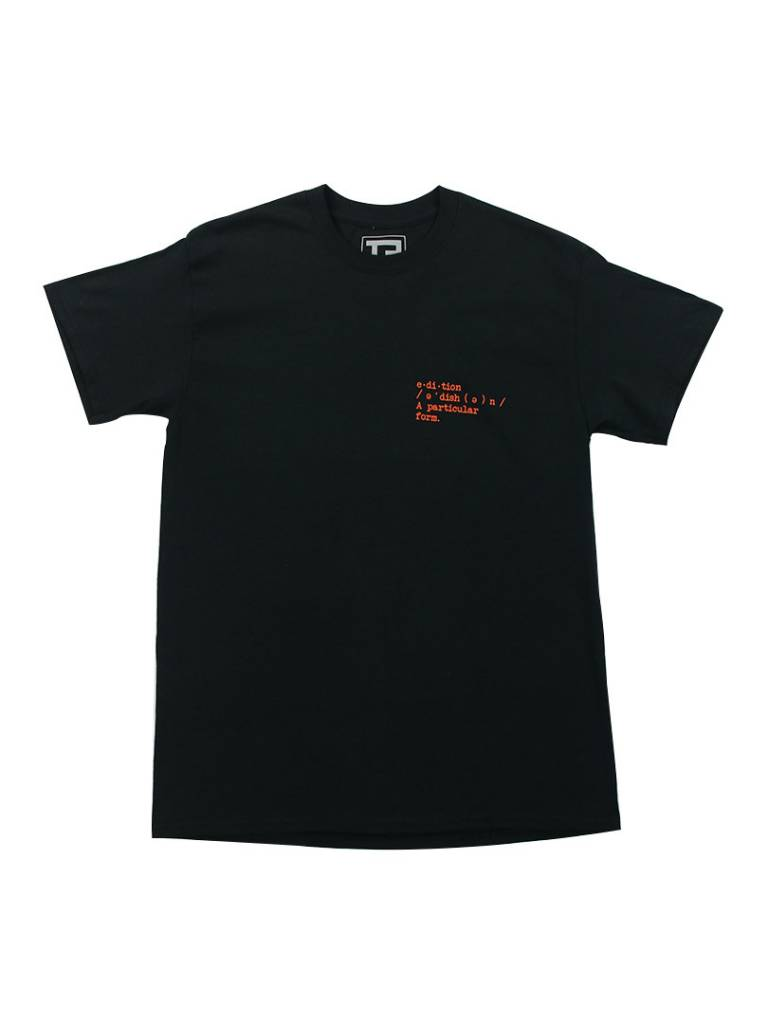 THE EDITION TE BRUSH TEE