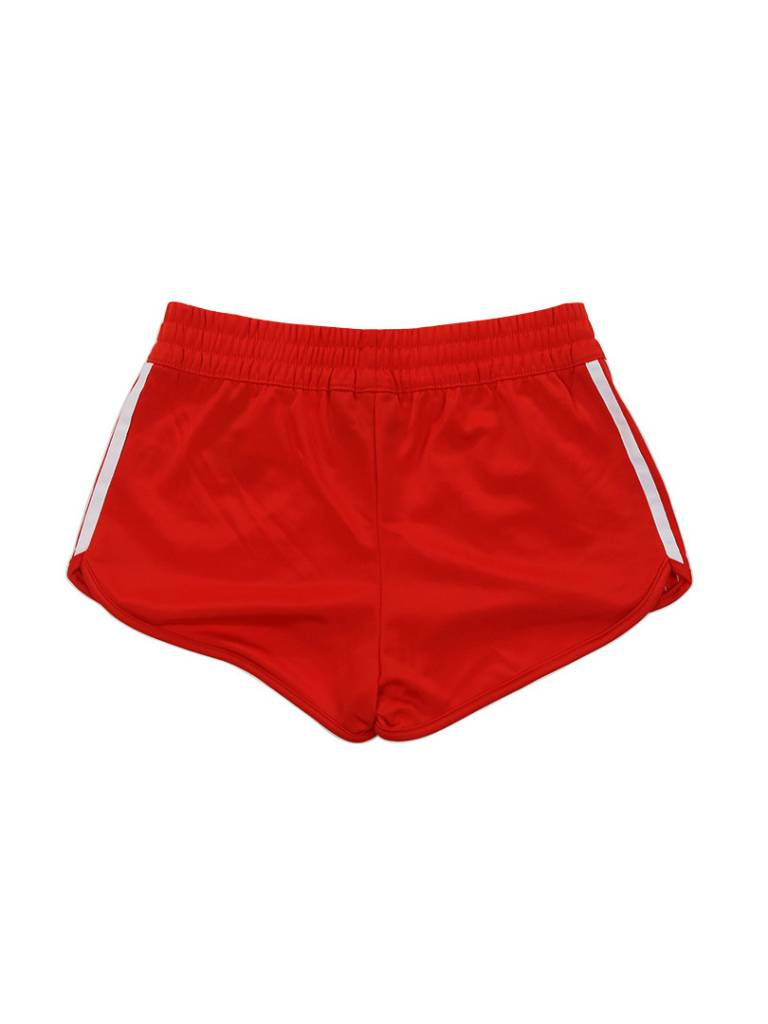 ADIDAS REGULAR SHORT RED
