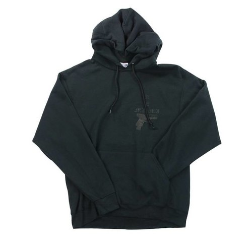THE EDITION MIAMI HEAT HOODIE BLK/BLK