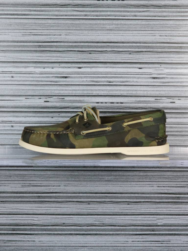 SPERRY A/O 2 - EYE GREEN CAMO STS15212
