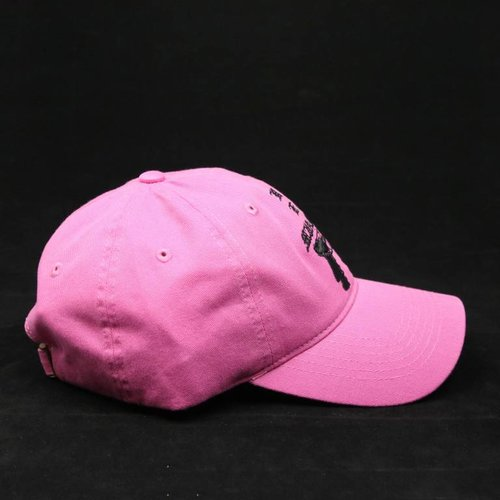 THE EDITION MIAMI HEAT DAD HAT PINK