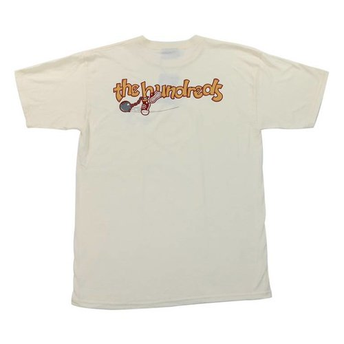 THE HUNDREDS BOOK IT TEE CREAM