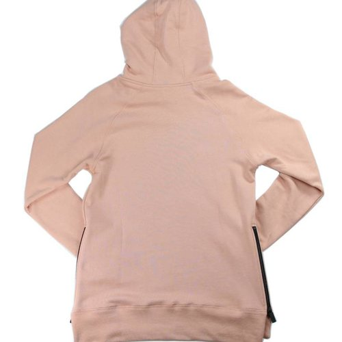 ASICS CLASSIC PULLOVER HOODIE BLUSH