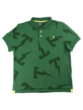 SIGNATURE POLO GRN