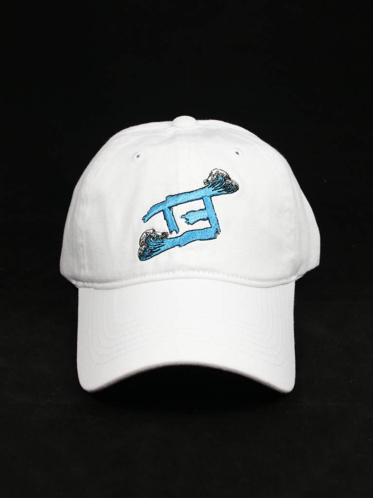 THE EDITION TE WAVE CAP WHT