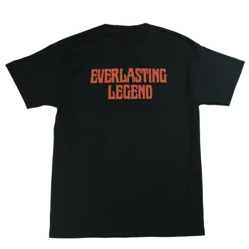 BLEACH EVERLASTING TEE BLACK