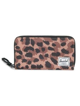 HERSCHEL SUPPLY CO THOMAS WITH ZIPPER LEOPARD