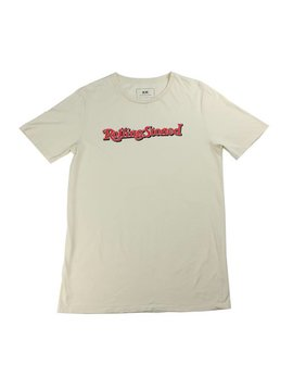 DOPE STONED TEE OFF WHT