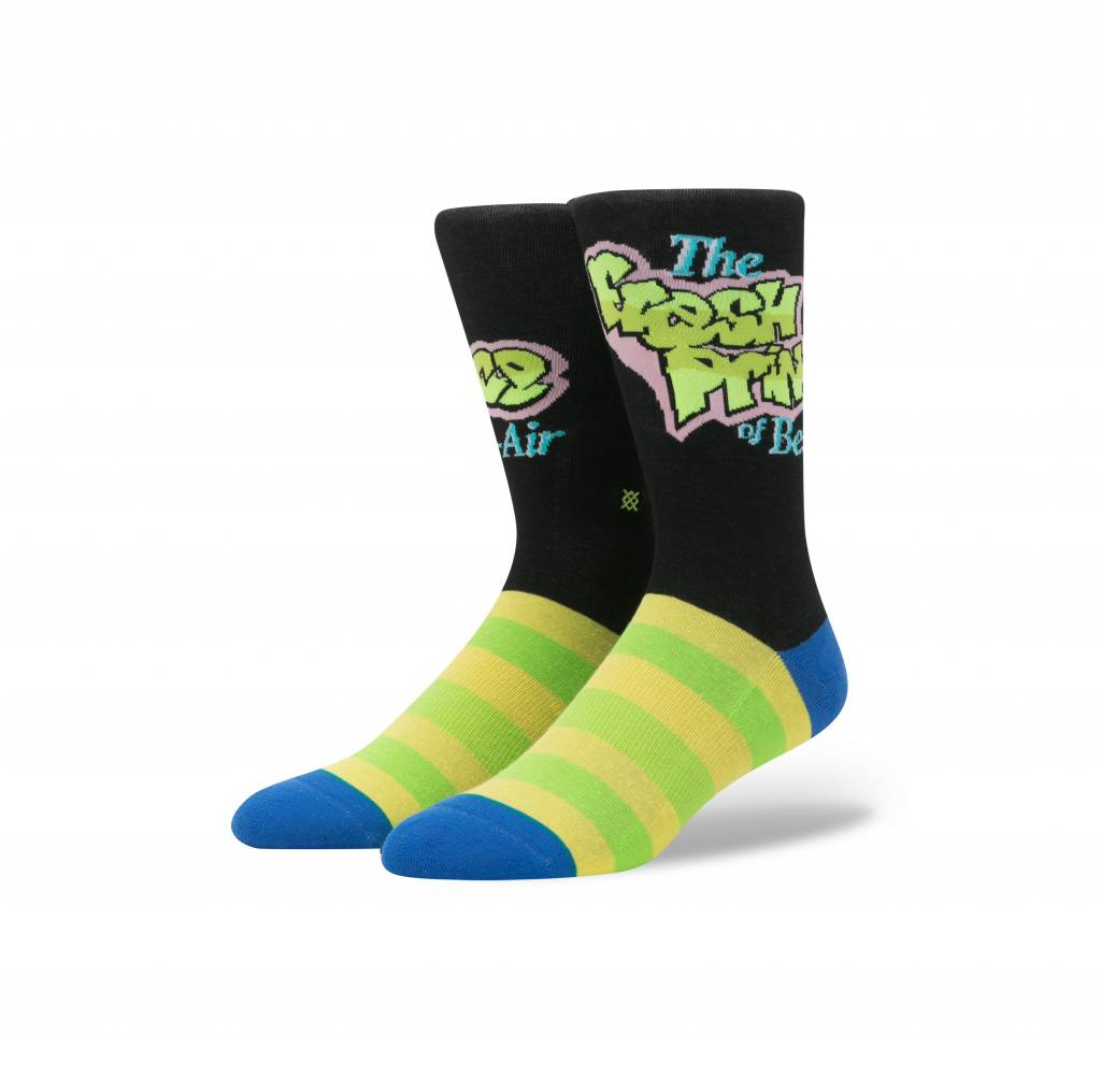 STANCE THE FRESH PRINCE BLK L