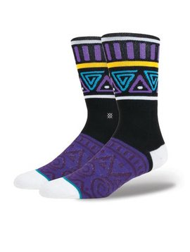STANCE MAJOR PURPLE L
