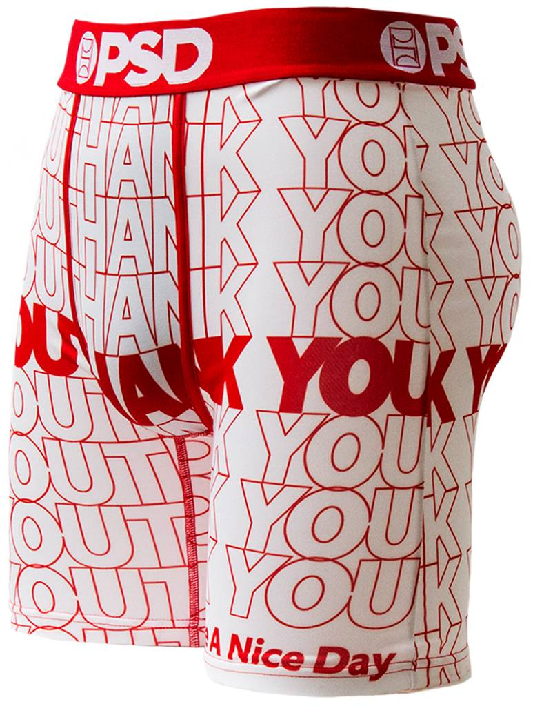 PSD UNDERWEAR THANK YOU