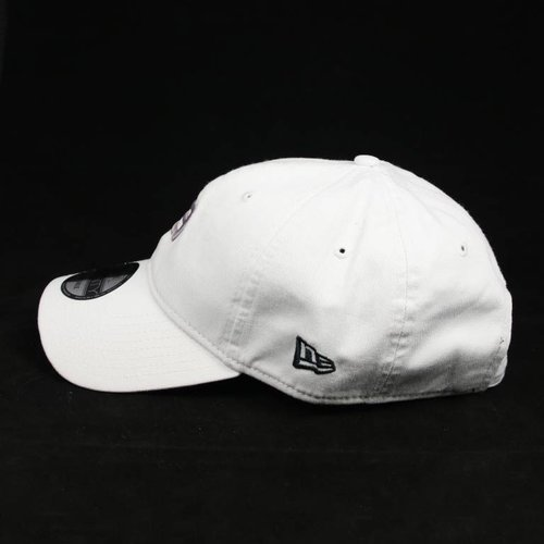 NEW ERA TE STAMP DAD HAT WHT/GRY