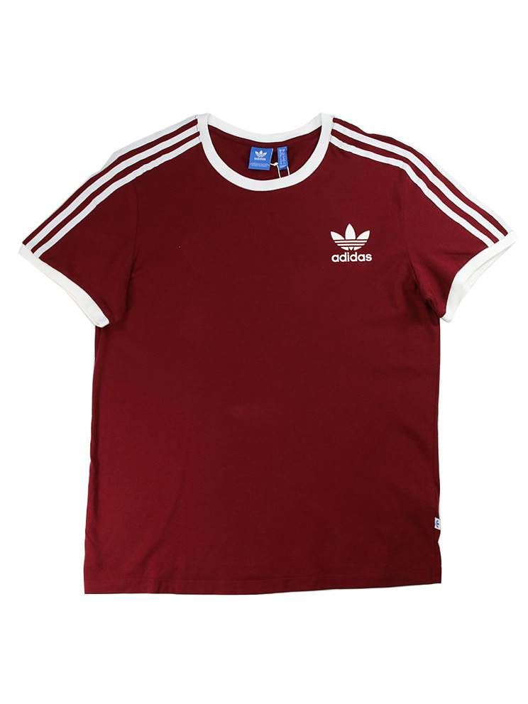 ADIDAS 3STRIPES TEE BURG