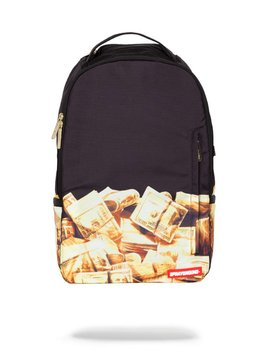 SPRAYGROUND ANTONIO BROWN GOLDEN MONEY
