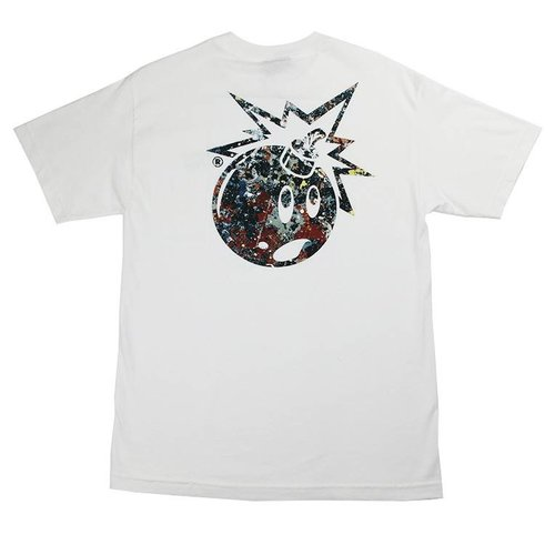 THE HUNDREDS JP ADAM FILL T-SHIRT WHT