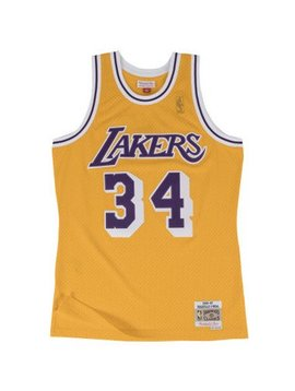 MITCHELL & NESS SHAQUILLE O'NEAL SWINGMAN JERSEY