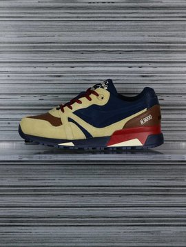 DIADORA N9000 USA BLUE CASPIAN SEA