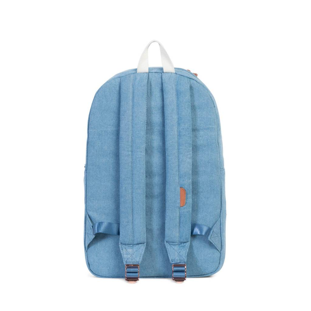 HERSCHEL SUPPLY CO HERITAGE DENIM FADED