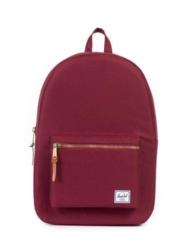 HERSCHEL SUPPLY CO STLMNT 600D POLY WINE