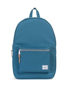 HERSCHEL SUPPLY CO STLMNT 600D POLY INDIAN TEAL