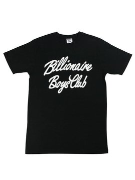 BILLIONAIRE BOYS CLUB BILLIONAIRE SMILE SS TEE BLK