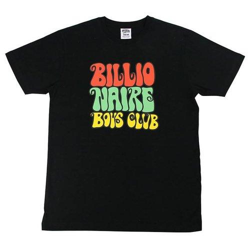 BILLIONAIRE BOYS CLUB BB PEACE LOVE UNITY SS BLK