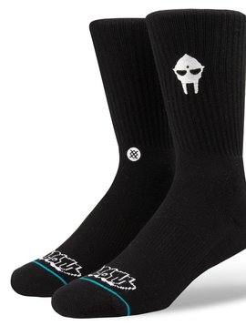STANCE DOOM EMBROIDERY BLK L