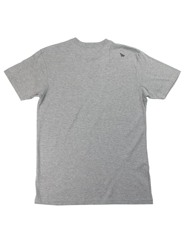 ROC NATION PLANES TEE HGREY
