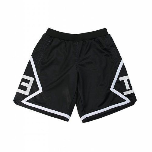 THE EDITION TE STAMP SHORTS BLK/WHT