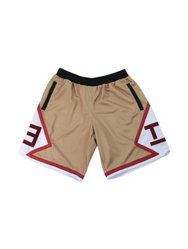 THE EDITION TE STAMP SHORTS TAN/BUR