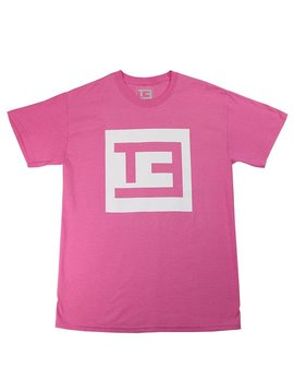 THE EDITION TEB PINK STAMP TEE