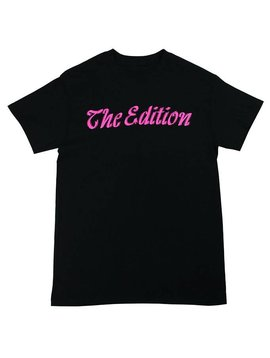 THE EDITION TE BREAST CANCER TEE