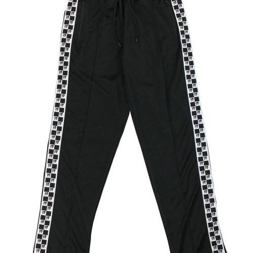 10 DEEP CHECKERED TRACK PANTS