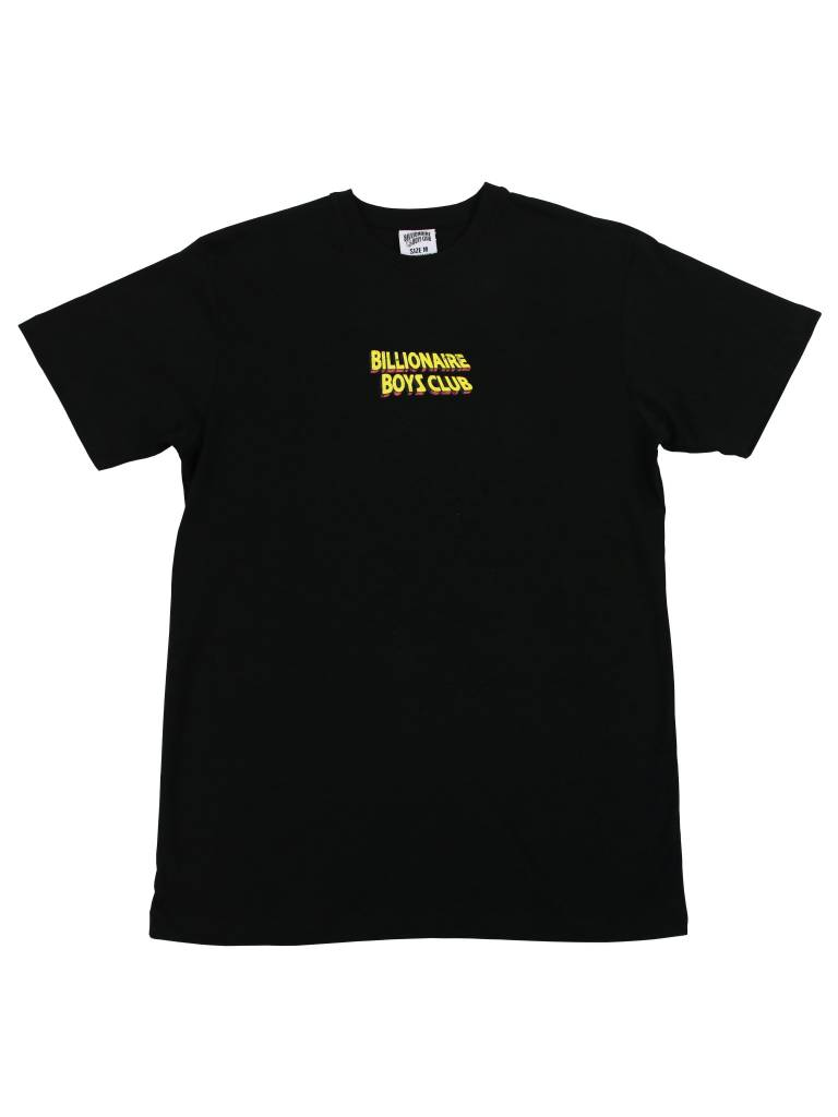 BILLIONAIRE BOYS CLUB BB SPACE GIRL SS TEE 2.0 BLK