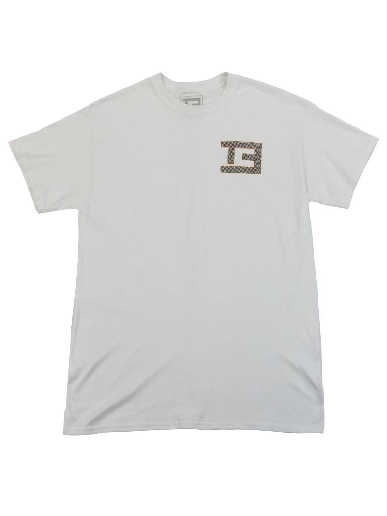THE EDITION BLING TEE WHT