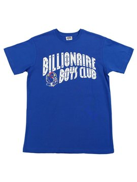 BILLIONAIRE BOYS CLUB BB ARCH LOGO SS TEE TSEA
