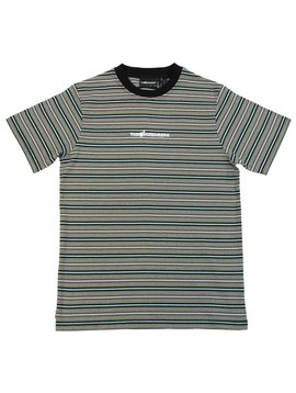 THE HUNDREDS FELLOW T-SHIRT BLK