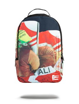SPRAYGROUND MUHAMMAD ALI STUFFED BACKPACK