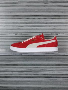SUEDE 90681 RED