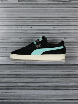 PUMA SUEDE DIAMOND BLK