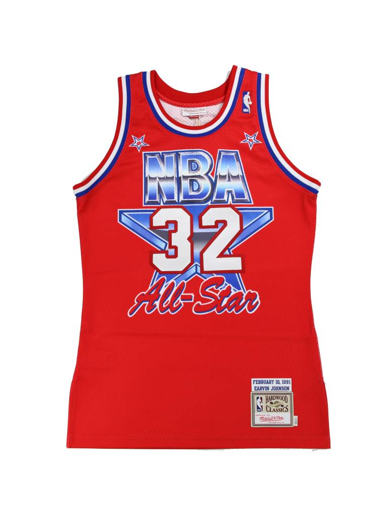 MITCHELL & NESS MAGIC AUTHENTIC JERSEY