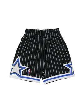 MITCHELL & NESS MAGIC SWINGMAN SHORTS