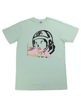BILLIONAIRE BOYS CLUB BB CHANCE SS TEE HONEY DEW