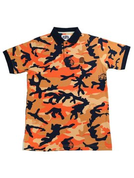 BILLIONAIRE BOYS CLUB BB EVOLVE SS POLO APRICOT