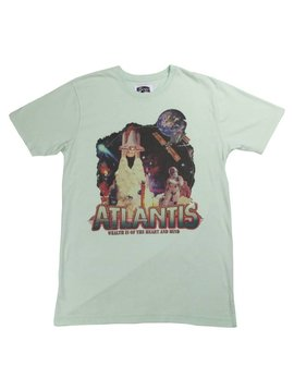 BILLIONAIRE BOYS CLUB BB ATLANTIS SS HONEY DEW