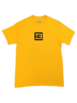 THE EDITION MORE TEE GLD