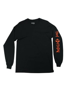 THE EDITION BIG CHIEF L/S BLK